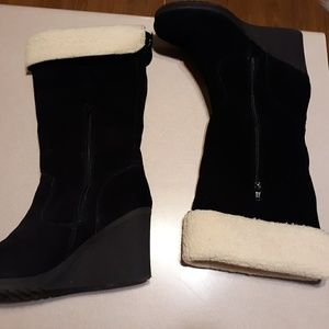 Bjorndal Shoes - Bjorndal Lyndall Boots in Black Size 10
